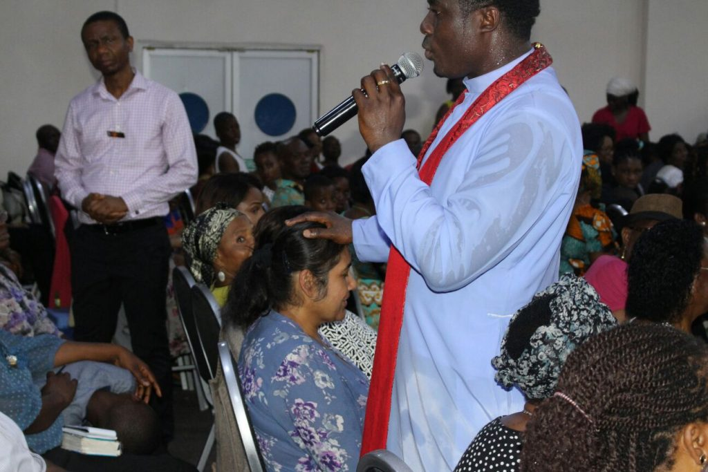 Holy Ghost Adoration Ministry