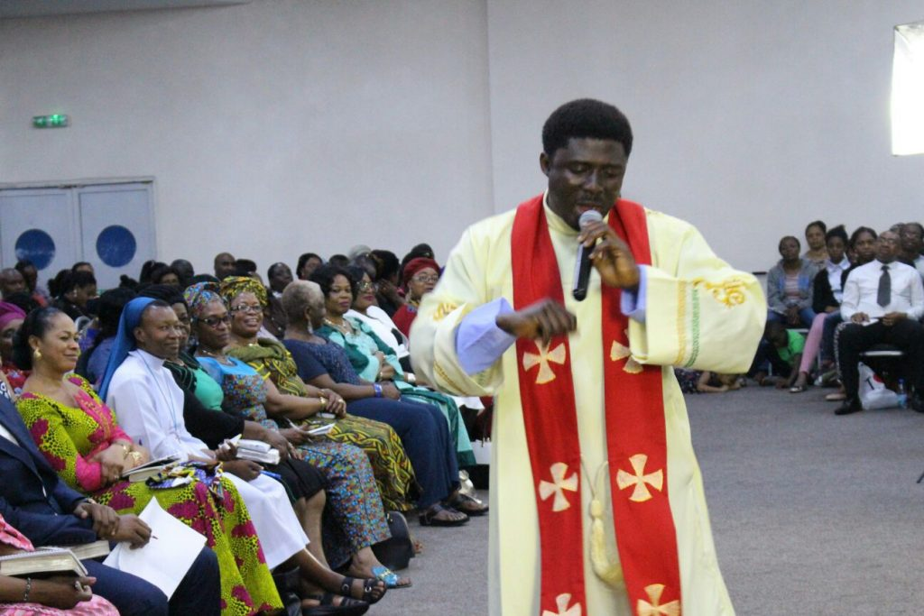 FR EBUBE HOLY GHOST ADORATION MINISTRY